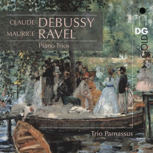 Claude Debussy, Maurice Ravel: Piano Trios