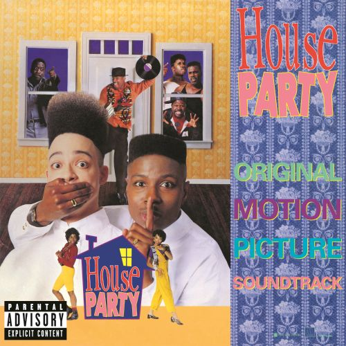 House party original soundtrack kid 39 n play songs for Album house music