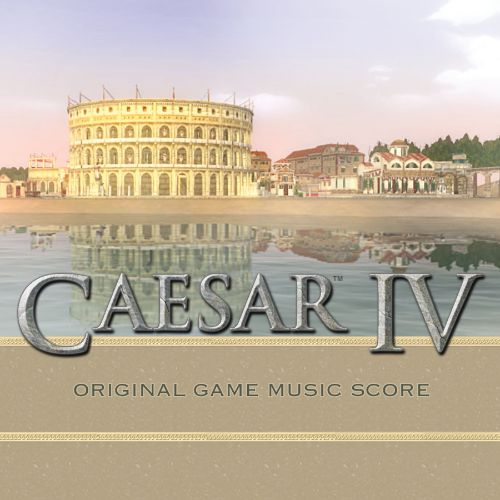 Caesar IV [Original Game Music Score]