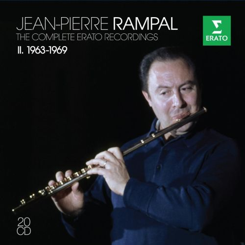 Jean-Pierre Rampal: The Complete Erato Recordings, Vol. 2 - 1963-1969