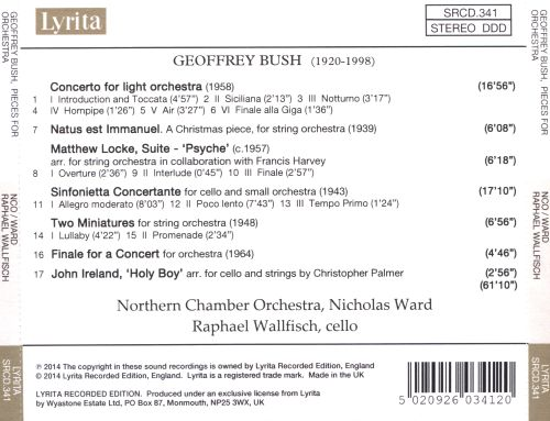 Geoffrey Bush: Small Pieces for Orchestra