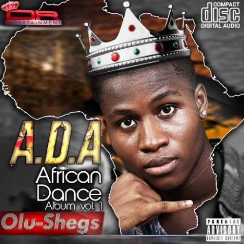 African Dance Album Vol 1