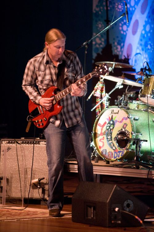 The Derek Trucks Band