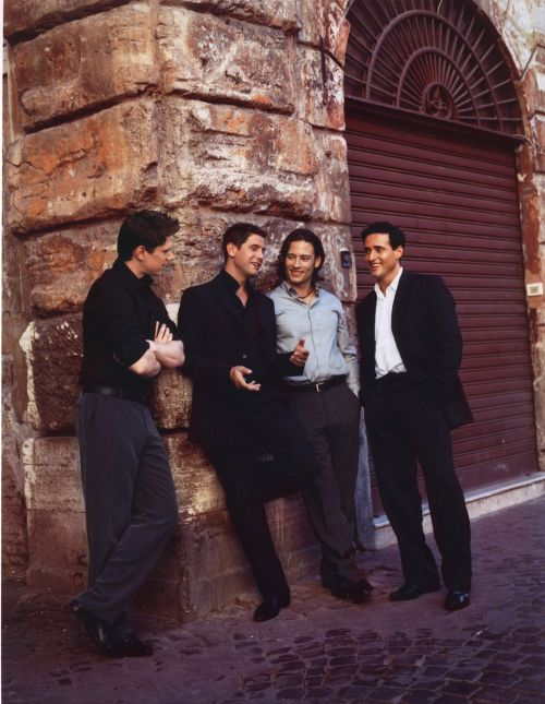 Il divo biography albums streaming links allmusic - An evening with il divo ...