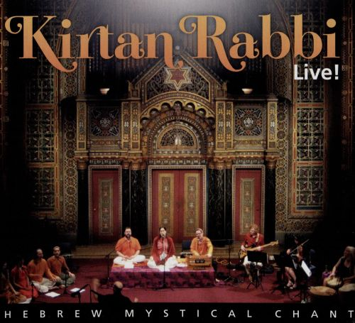 Live!: Hebrew Mystical Chant