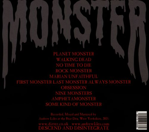 First Monster, Last Monster, Always Monster