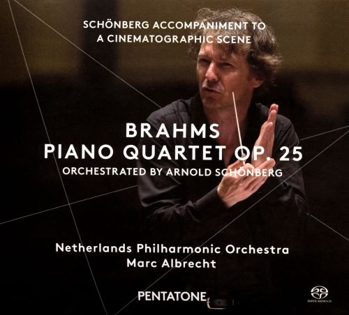 Brahms: Piano Quartet Op. 25 - Orchestrated by Arnold Schönberg
