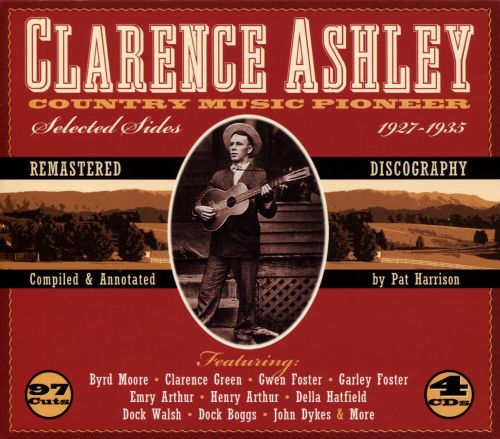 Country Music Pioneer 1927-1935