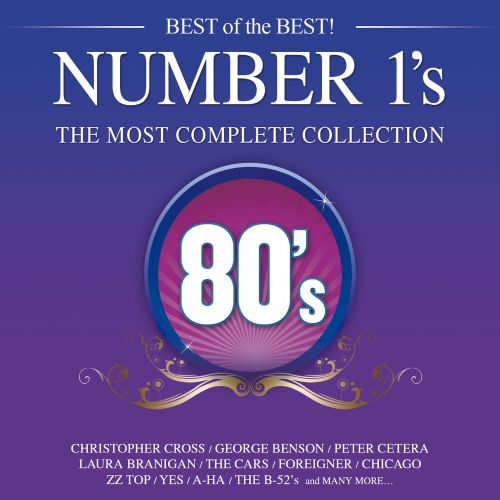 Top Hits/80's Only Number 1's