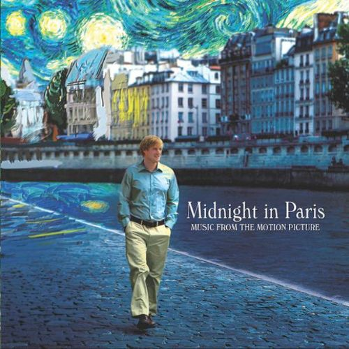midnight in paris original soundtrack songs reviews. Black Bedroom Furniture Sets. Home Design Ideas