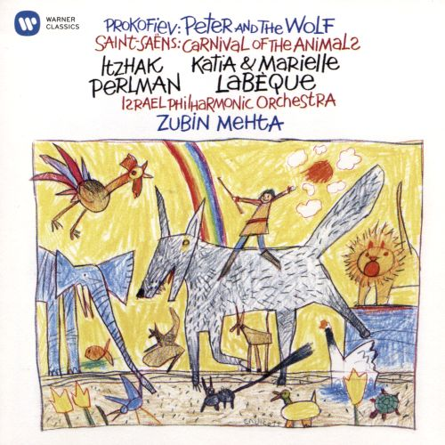 Prokofiev: Peter and the Wolf; Saint-Saëns: Carnival of the Animals ...