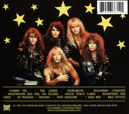Warrant greatest and latest