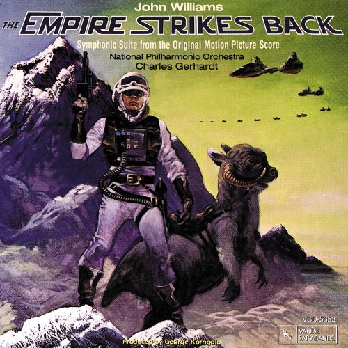 The Empire Strikes Back [Symphonic Suite from the Original Motion Picture Score]