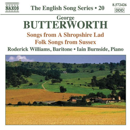 The English Song Series, Vol. 20: George Butterworth