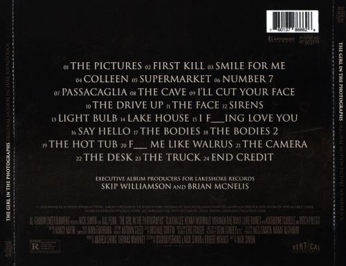 Girl in the Photographs [Original Motion Picture Soundtrack]