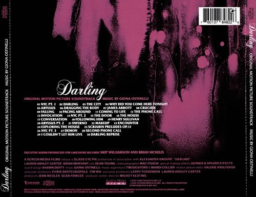 Darling [Original Motion Picture Soundtrack]