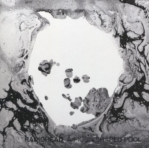 A moon shaped pool / Radiohead.
