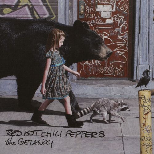 The getaway / Red Hot Chili Peppers.