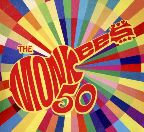 The Monkees 50 [sound recording]