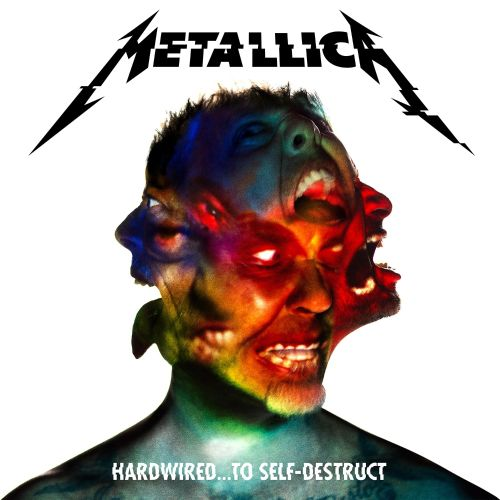 Hardwired...to self-destruct / Metallica.