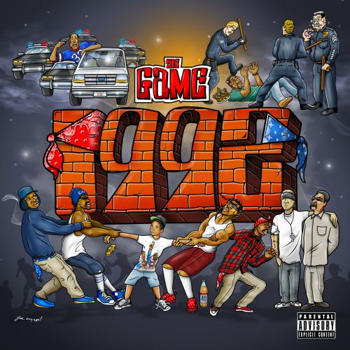 The Game - All Eyez