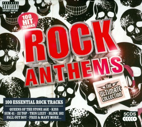 Rock Anthems: The Ultimate Collection [2014]