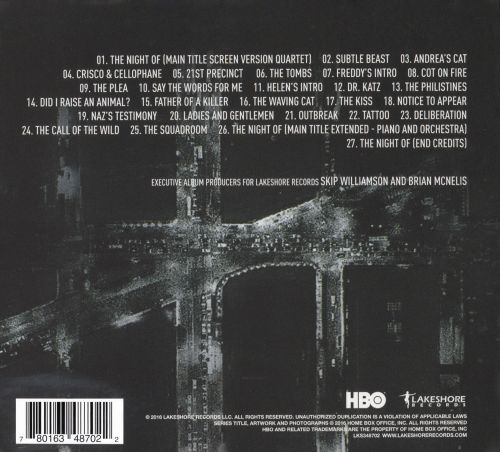 The Night Of [Original HBO Series Soundtrack]
