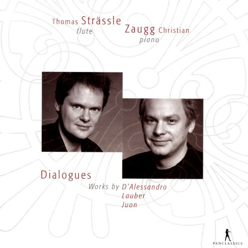 Dialogues: Works by D'Alessandro, Lauber, Juon