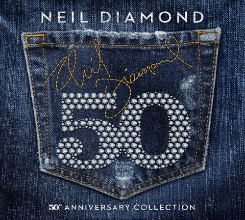 50th anniversary collection / Neil Diamond.