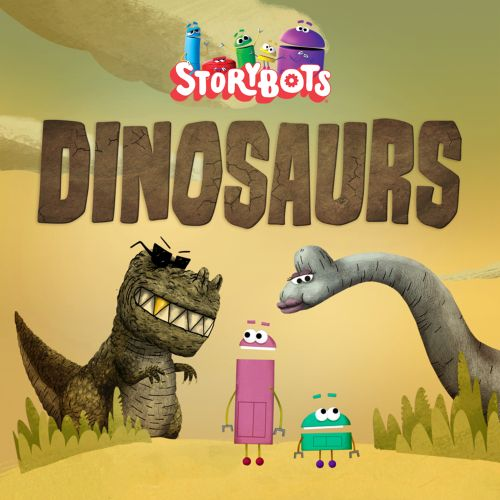 Image result for storybots dinosaur songs