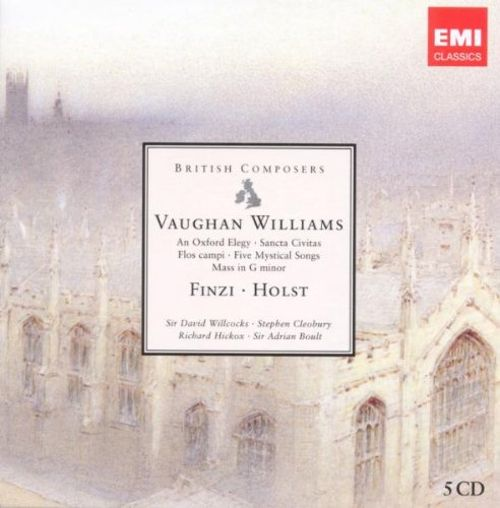 British Composers: Vaughan Williams, Finzi, Holst