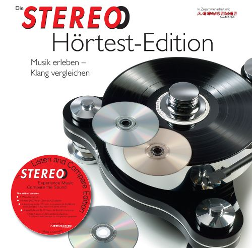 Die Stereo Hörtest-Edition [LP+Hybrid SACD+DVD Audio]