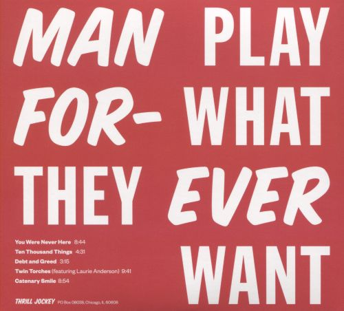 Play What They Want