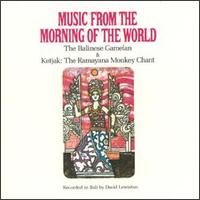 Music From the Morning of the World