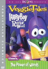 Veggie Tales: Larry-Boy and the Rumor Weed - A Lesson in the Power of Words