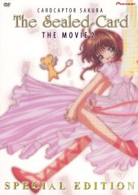 Cardcaptor Sakura 2: The Movie - The Sealed Card