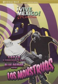 Santo y Blue Demon Contra Los Monstruos