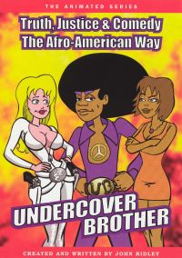 Undercover Brother: The Animated Series