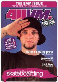 411 Video Magazine: Skateboarding - The Bam Issue