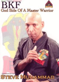 Black Karate Association: God Side of a Master Warrior