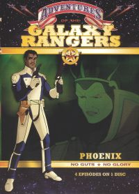 "Galaxy Rangers: ""Phoenix"" and Other Tales"