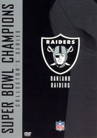 NFL: Super Bowl Champions - Oakland Raiders