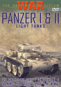 Panzer I & II: Light Tanks