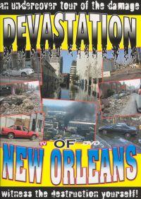 Devastation of New Orleans