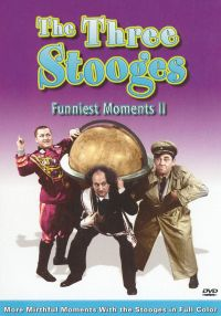 The Three Stooges: Funniest Moments II