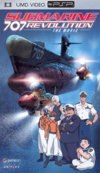 Submarine 707R: The Movie