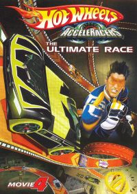 Hot Wheels AcceleRacers 4: The Ultimate Race