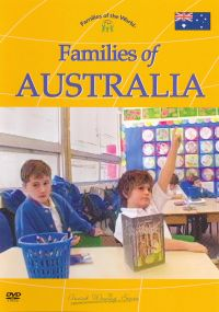 Families of the World: Families of Australia