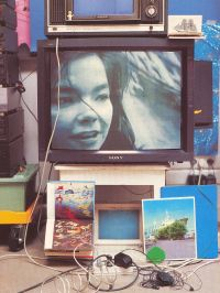 Björk: Vessel