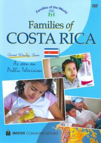 Families of the World: Families of Costa Rica